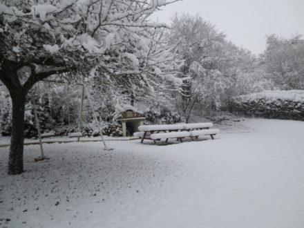 hôtel neige